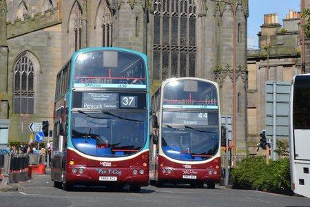 Solidarity with The Lothian Bus Strike!