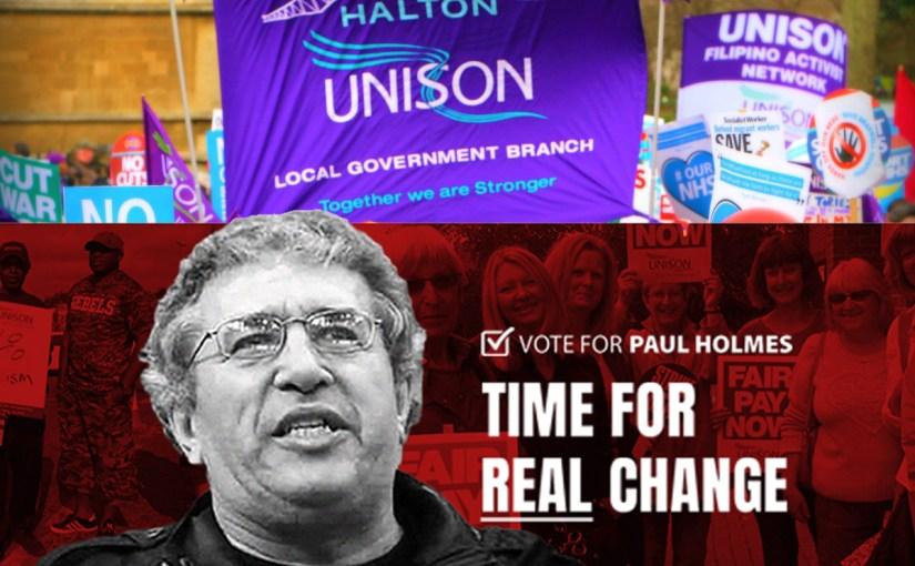 Unison General Secretary election: Decision time