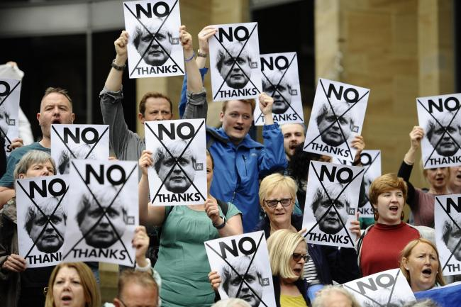 Tory distain for devolution boosts independence cause