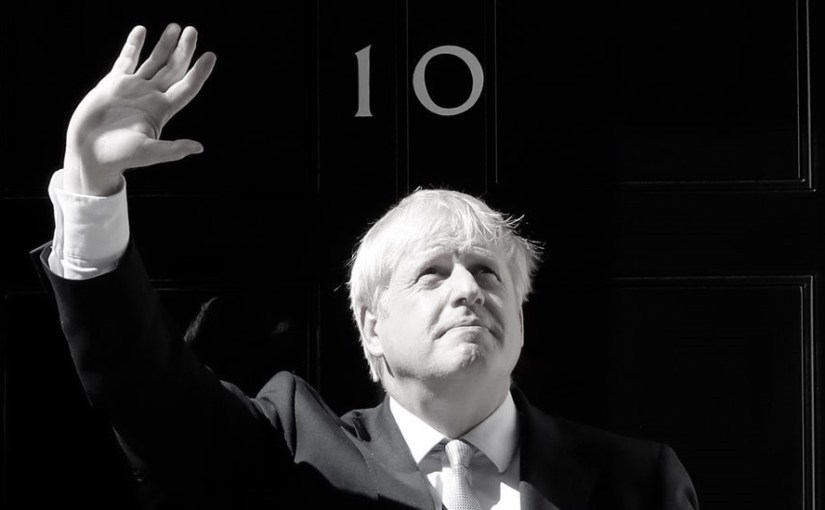 One Year after the Election: Boris' Government of Crisis