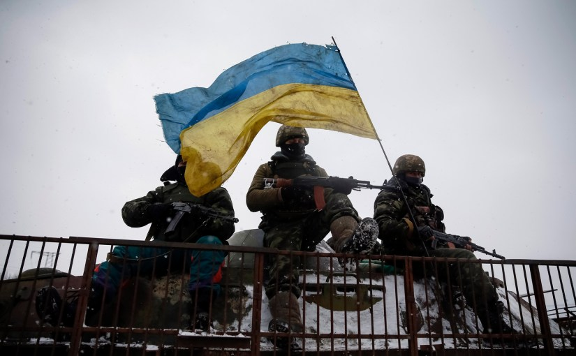 Ukraine: Re-escalation in Donbas — Fight the Oligarchs instead!