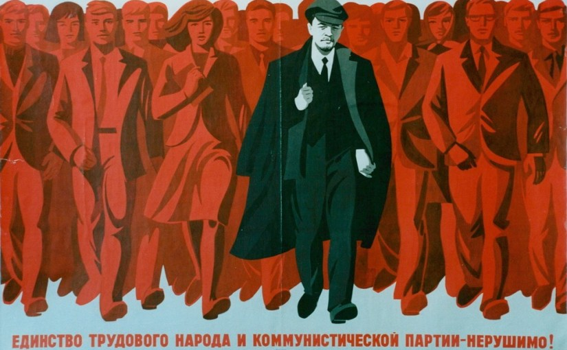 How to Organise a Revolution — The Class, the Party and the Leadership