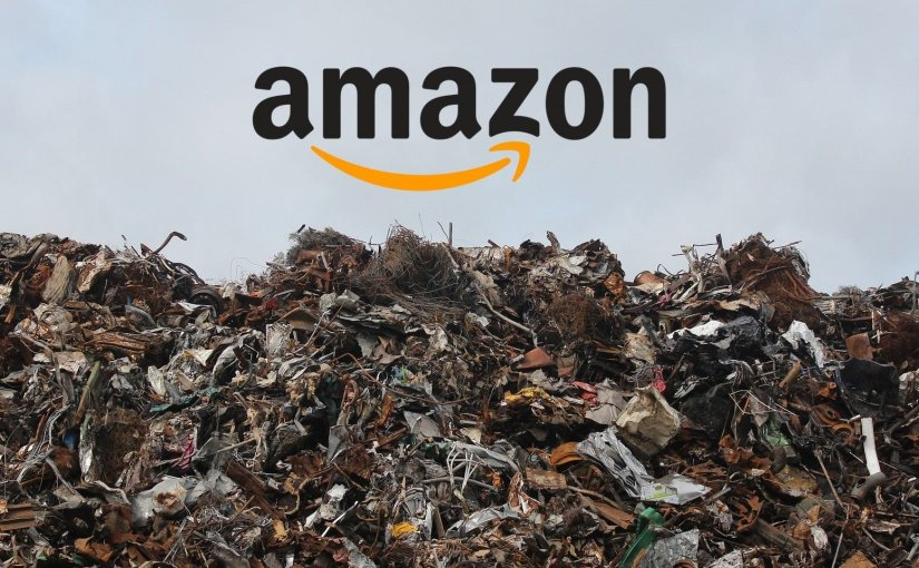 Amazon's Dirty Secret Exposed at Dunfermline Warehouse