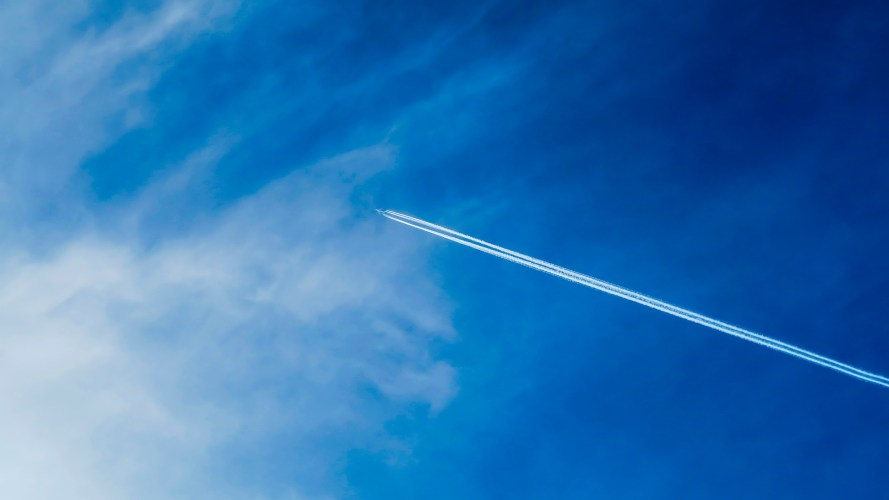 COVID is real, the vaccines are a miracle, contrails are not chemicals.