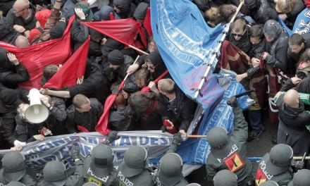 Blockupy 2013 in Frankfurt! Eine kurze Nachbetrachtung