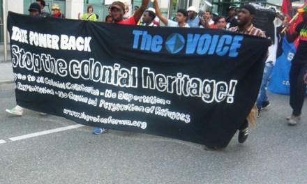 Refugee Liberation Demonstration