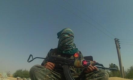 Interview mit einem Kämpfer zur Revolution in Rojava