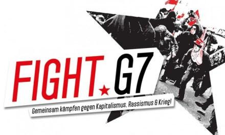 Zeitung zum G7 Gipfel 2015