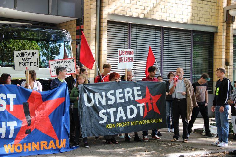 MieterInnenmobbing – Prozess gegen Eigentümer der Wilhelm-Raabe-Straße 4