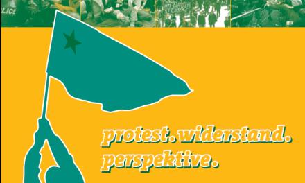 Broschüre mit Texen zur Mobilisierung gegen den G8 Gipfel 2007