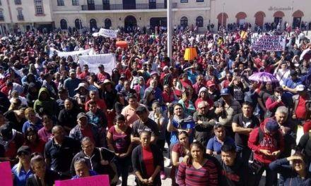 Der Streik von 70.000 ArbeiterInnen in Mexiko geht in die zweite Woche