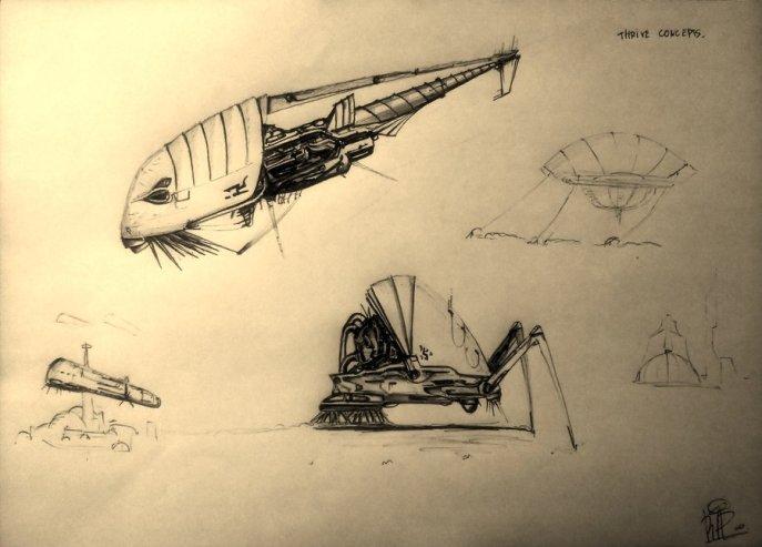 Underwater Concepts