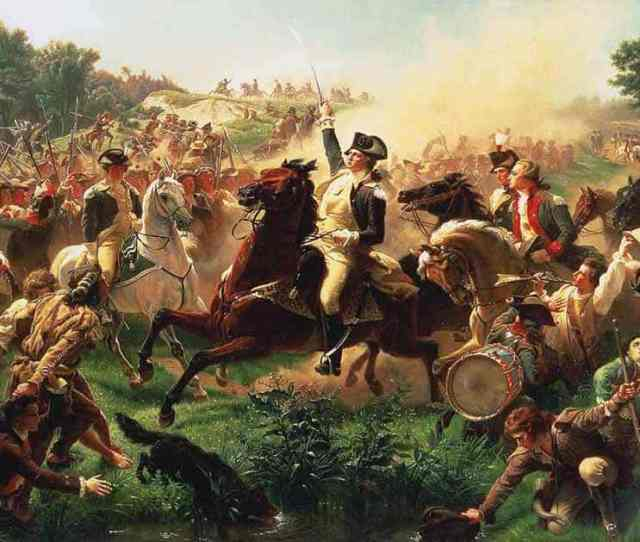 List Of Revolutionary War Battles Raids Skirmishes For