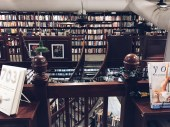 Fotoalbum: Bookish New York City