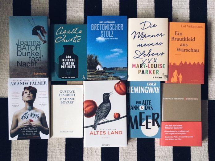 LovelyBooks Lesesommer 2016