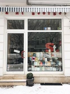 Travelguide Berlin: Saint George English Bookshop