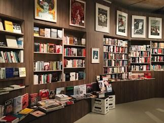 Travelguide Berlin: Buchhandlung Ocelot in Mitte