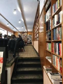Travelguide Berlin: Die Buchhandlung Shakespeare & Sons in Friedrichshain