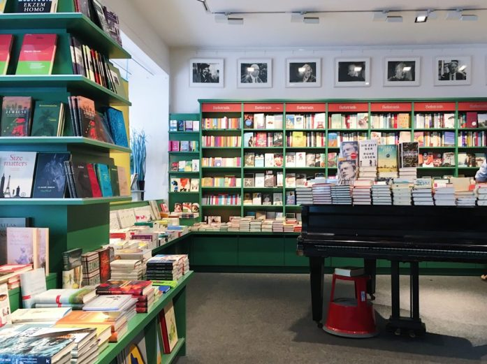 Die besten Buchhandlungen in München - Buchhandlung Lehmkuhl