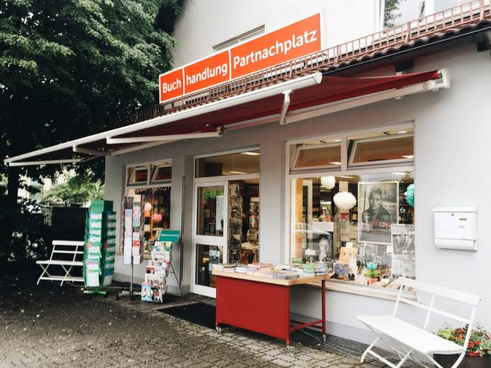 Die besten Buchhandlungen in München - Part 2