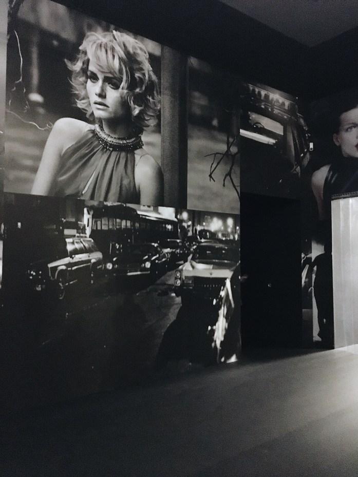 Peter Lindbergh in der Kunsthalle München