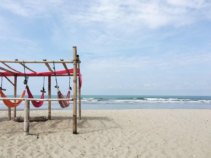 Sonne, Surfen, Party: Die Strände in Ecuador
