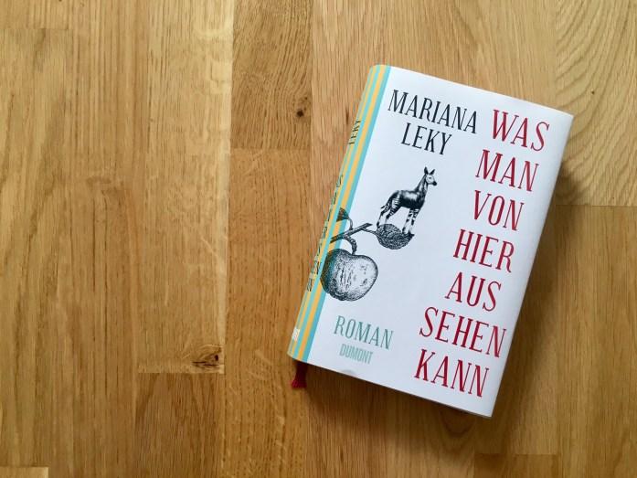 """Nachgelesen: """"Was man von hier aus sehen kann"""" von Mariana Leky"""