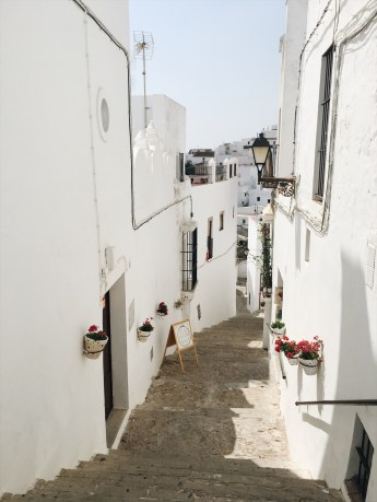Andalusien: Vejer de la Frontera