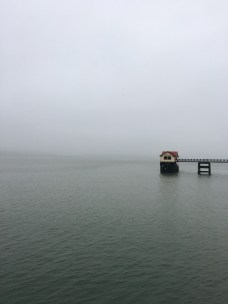 Winter in Wales: The Mumbles