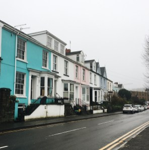Winter in Wales: Mumbles