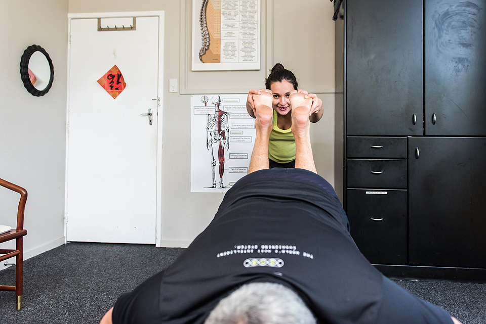 Dr Sam at Baktash Chiropractic | About us