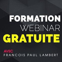 Cours Webinar Gratuit | RevolutionDigitale.fr