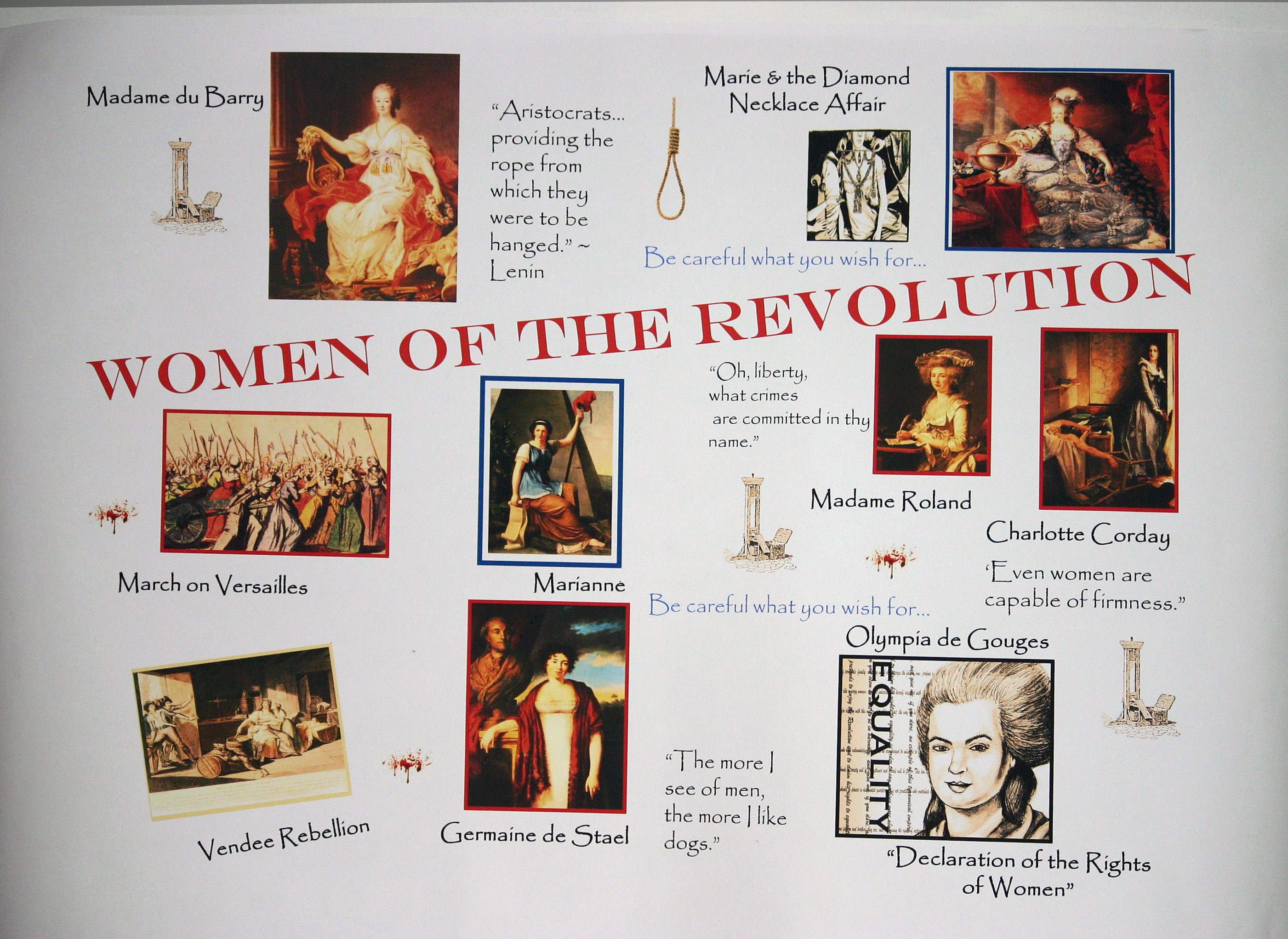 Reflections On Women Of The Revolution By Julie Congdon