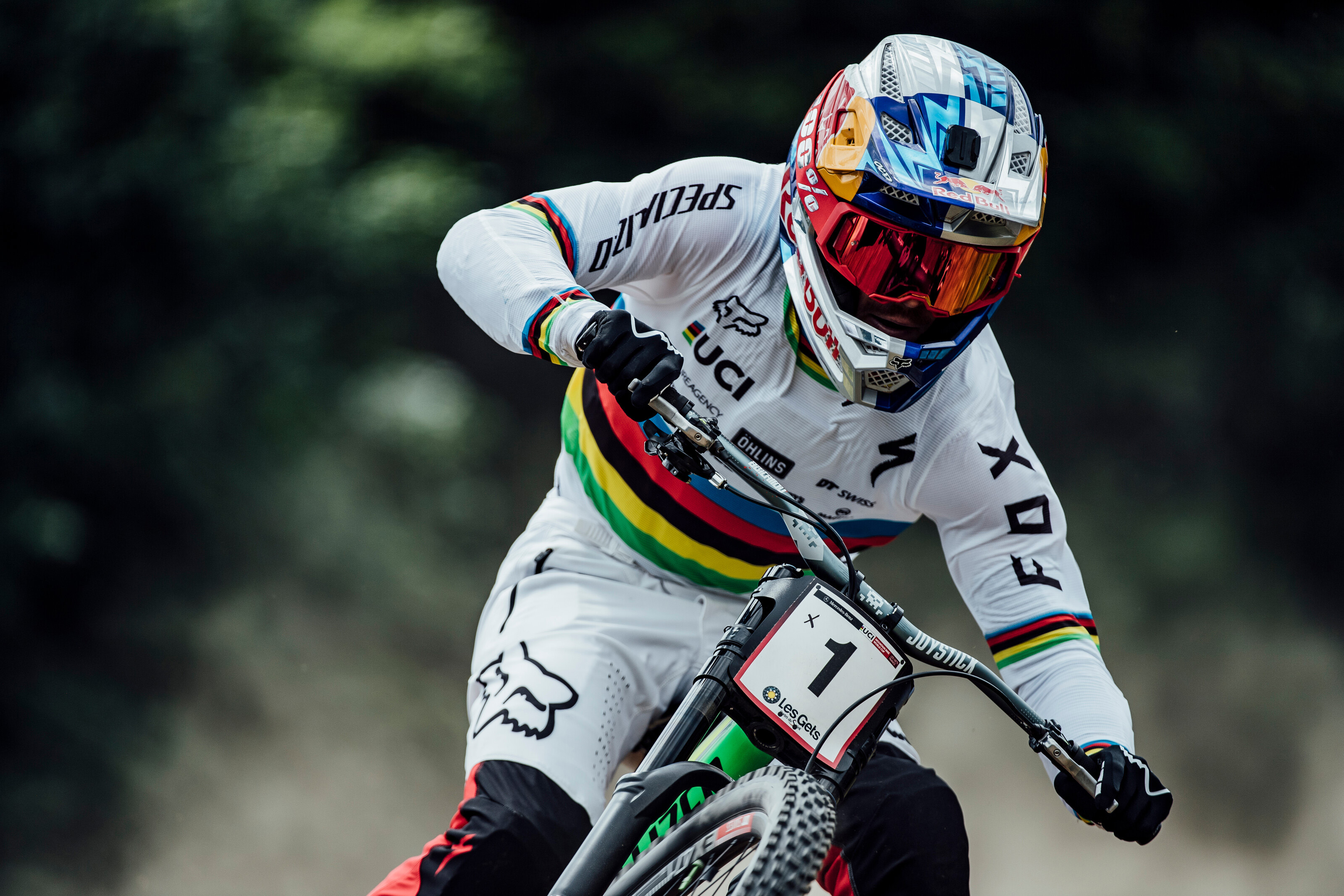 The Moments That Make a World Cup | Loic Bruni in Les Gets 2019 - [R