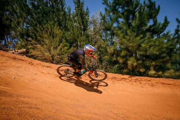 Pivot Cycles Switchblade Launch. Day 02. Bright, Australia 30th January 2020. Photographer: Wesley Lonergan