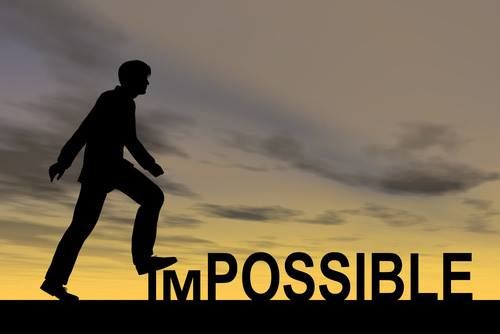 pour que l'impossible devienne possible