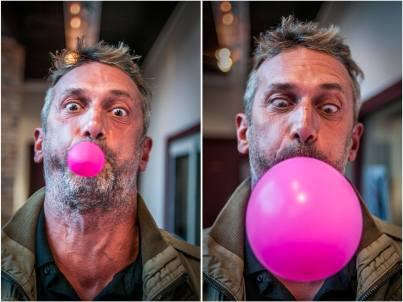 Gonfler un ballon revient à gonfler votre bonheur. Les pratiques qui vous empêchent d'être heureux.