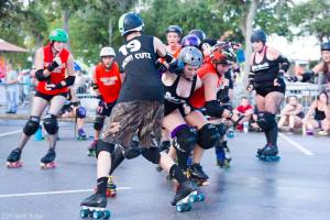Roller Derby in Tarpon Springs and Port Richey