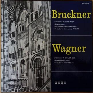 XID 5102/3 Bruckner Symphony No. 2 Wagner Symphony in C / Pfluger