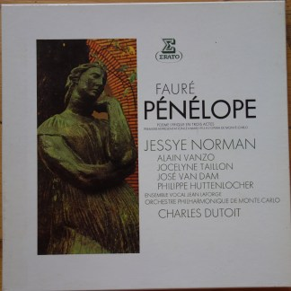 STU 71386 Faure Penelope / Jessye Norman / Dutoit