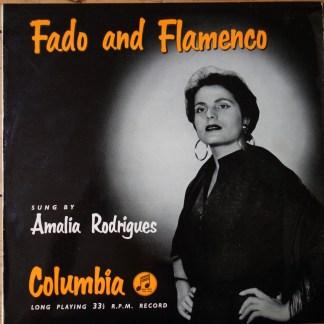33CS 14 Amalia Rodrigues - Fado & Flamenco