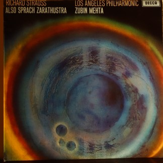 SXL 6379 Richard Strauss Also Sprach Zarathustra / Mehta / LA Phil