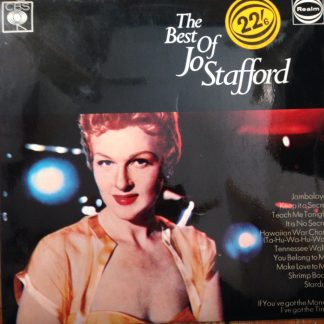 CBS RM 52334 The Best of Jo Stafford
