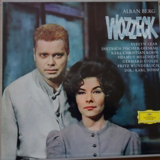 138 891/92 Berg Wozzeck