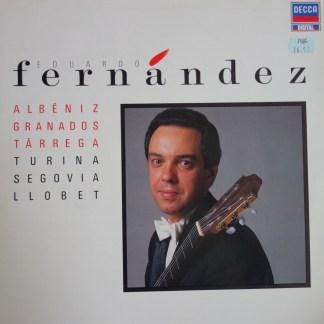 417 618-1 Eduardo Fernadez Albeniz / Tarrega / Granados