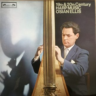 SOL 308 19th & 20th Century Harp Music / Osian Ellis