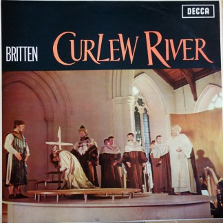 SET 301 Britten Curlew River / Pears / Shirley-Quirk etc. W/B