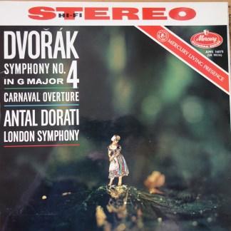 AMS 16075 Dvorak Symphony No. 4 / Dorati
