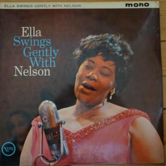 VLP 9028 Ella Fitzgerald Ella Swings Gently with Nelson