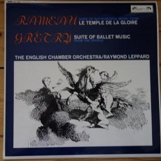 SOL 297 Rameau / Gretry Suites / Leppard / ECO
